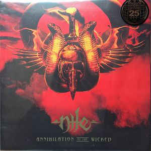 Used - Nile - Annihilation Of The Wicked - 2xLP