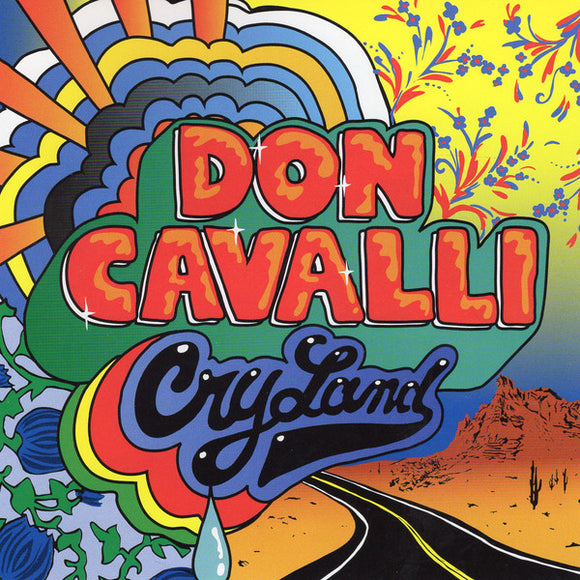 Used - Cavalli, Don - Cryland - LP
