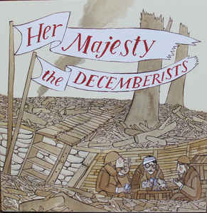The Decemberists - Her Majesty - LP
