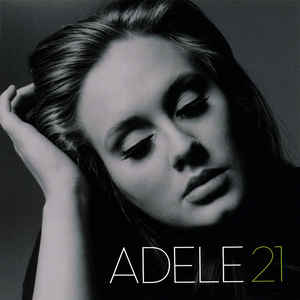 New - Adele - 21 - LP
