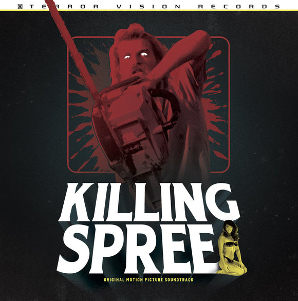 Used - Killing Spree - Soundtrack - LP