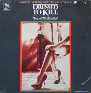 Used - Donaggio, Pino - Dressed To Kill - LP