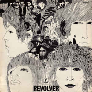 The Beatles - Revolver - LP