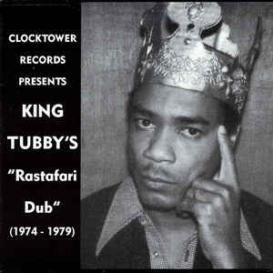 King Tubby - Rastafari Dub - LP