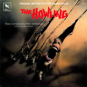 Used - Donaggio, Pino - The Howling - LP