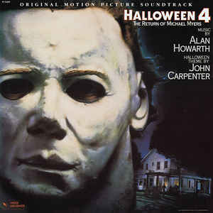 Used - Carpenter, John - Halloween IV - LP