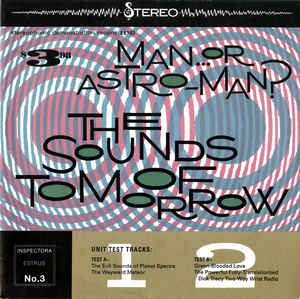 Used - Man Or Astroman - The Sounds Of Tomorrow - 7