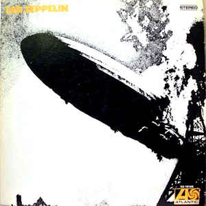 Led Zeppelin - Self Titled - LP