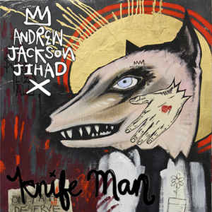 Used - Andrew Jackson Jihad - Knife Man - LP