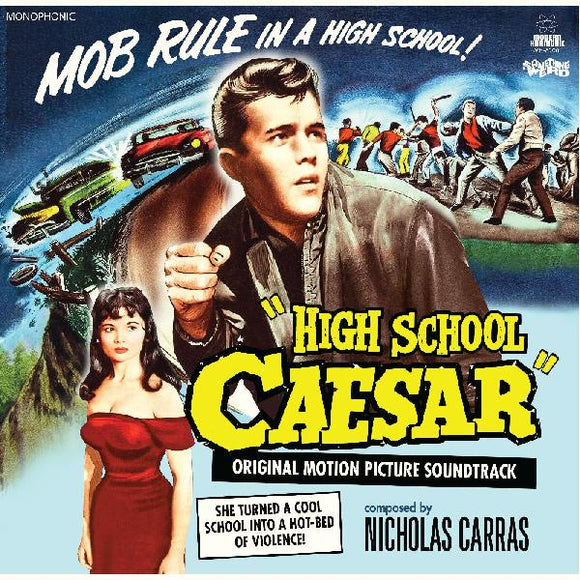 New - Carras, Nicholas - High School Caesar - LP