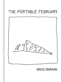 New - Berman, David - The Portable February - Book