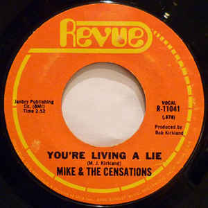 Used - MIke & The Censations - Split Personality - 7""