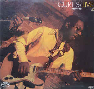 Used - Mayfield, Curtis - Live - 2xLP