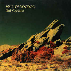 Used - Wall Of Voodoo - Dark Continent - LP