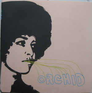 Used - Orchid - Self Titled - LP