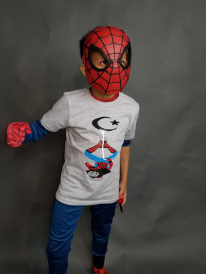 Spiderman Quran Tee