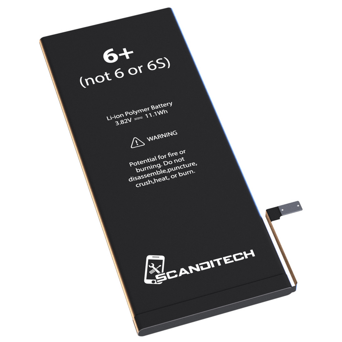 iPhone 6+ battery replacement