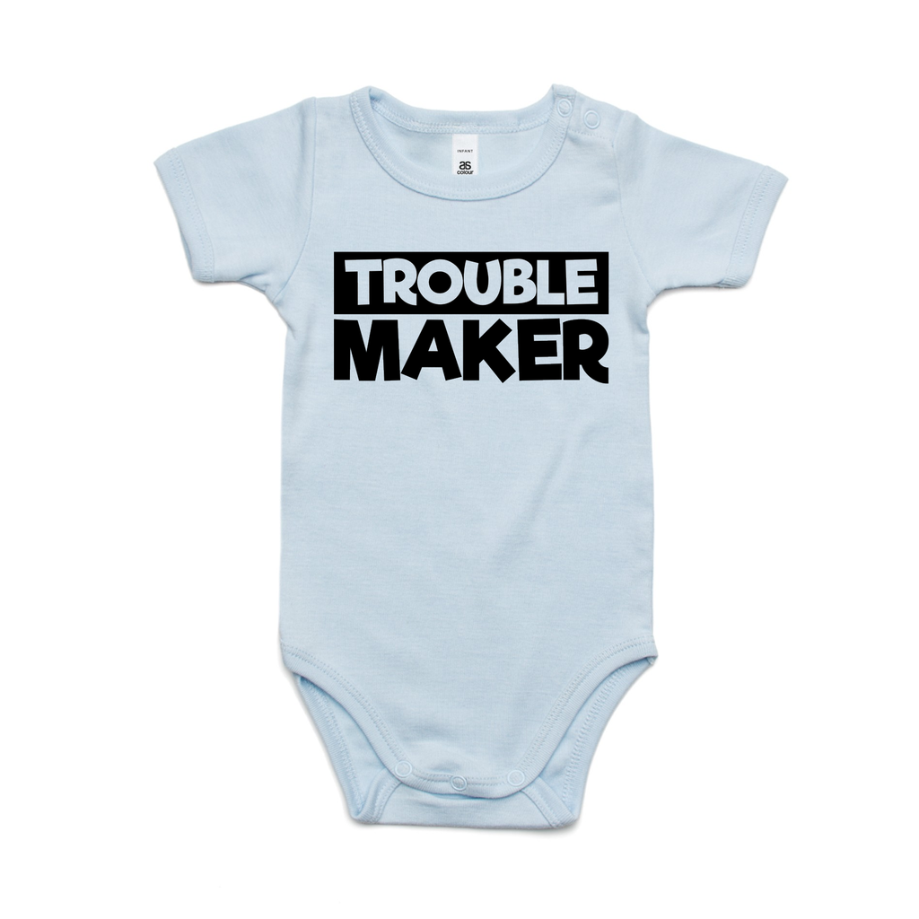 TROUBLE MAKER (BLACK PRINT)