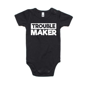 TROUBLE MAKER (WHITE PRINT)