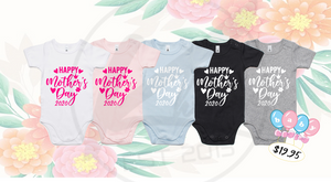 HAPPY MOTHER'S DAY 2020 (WHITE PRINT)