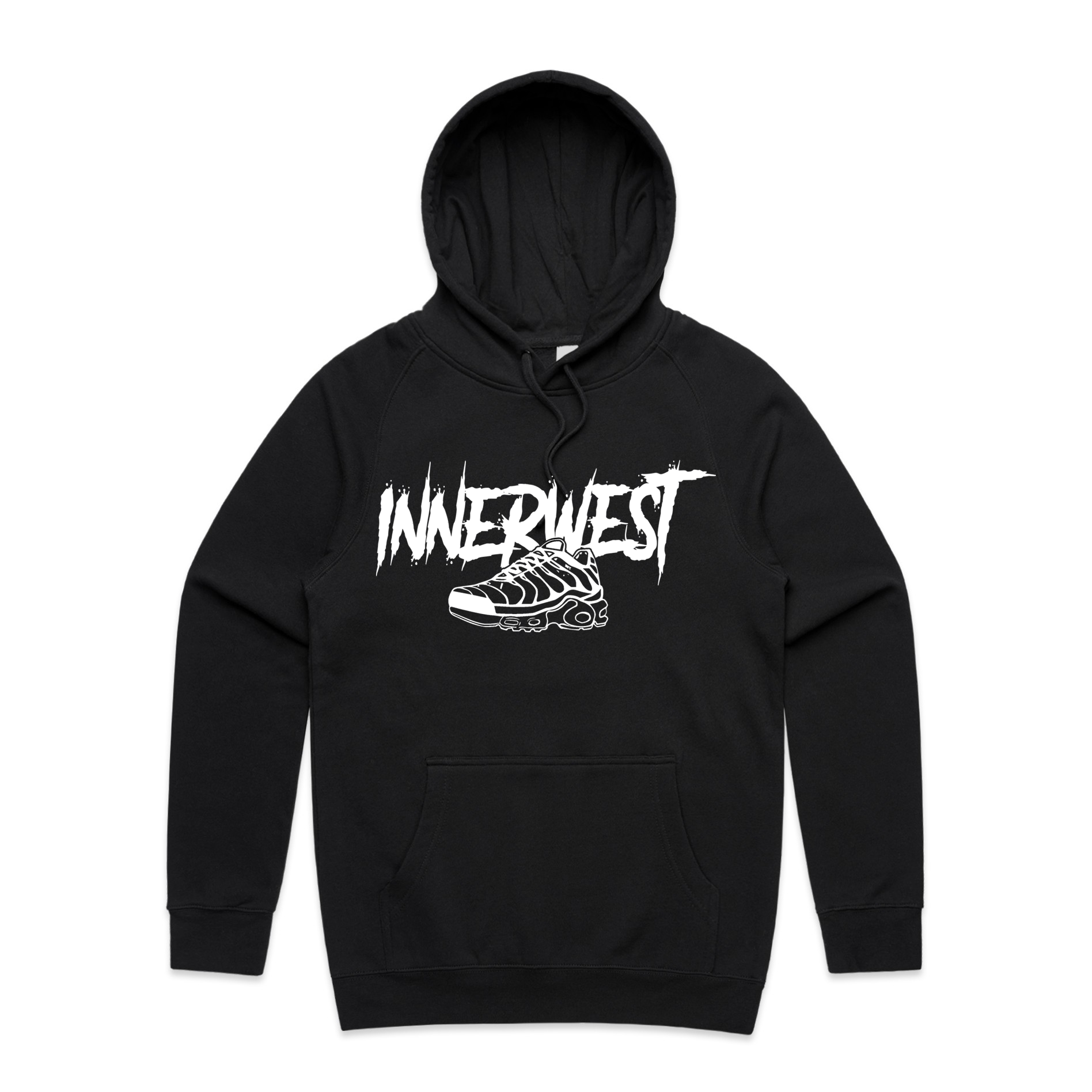 INNERWEST CLOTHING HOODY – KHROME URBAN WEAR