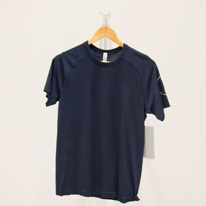 lululemon | metal vent tech ss | navy