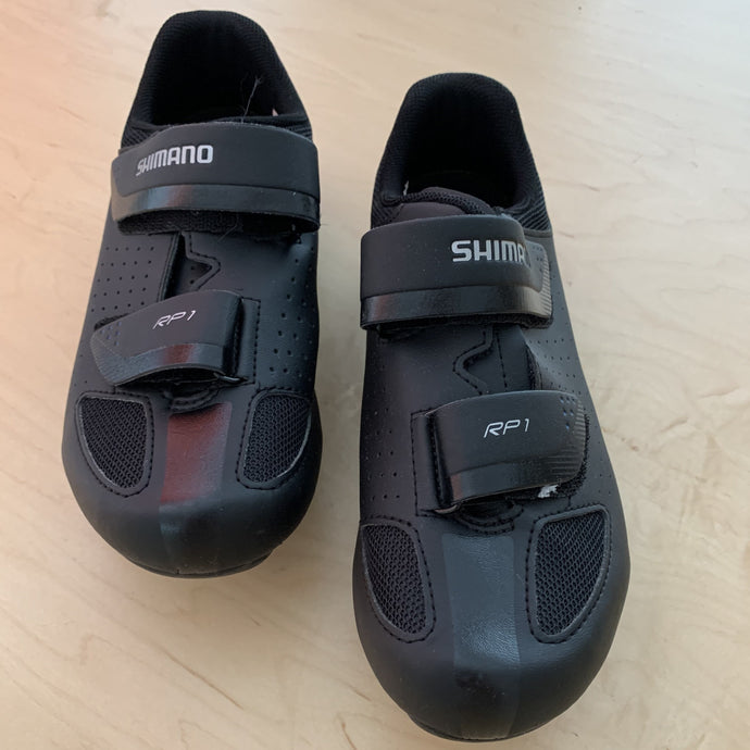 cycling shoes (used) | shimano RP1 + RP2