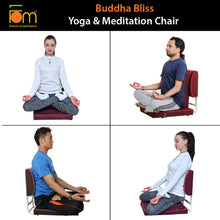 Load image into Gallery viewer, Postures - Buddha Bliss Yoga and Meditation Chair