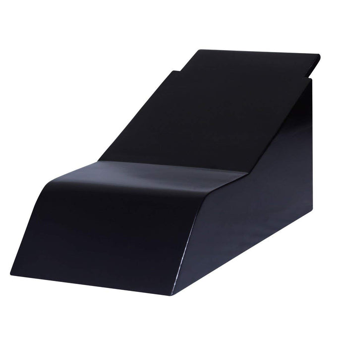 Iyengar Yoga Wooden Heart Bench - Black
