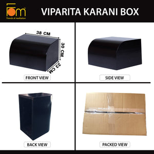 Specifications - Iyengar Yoga Wooden Viparita Karani Box