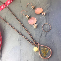 Inspo Box handmade jewelry gift set Black Friday inspirational jewelry