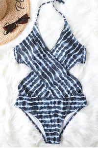 Shedrift Waist Hollowed-out One-piece Swimsuit