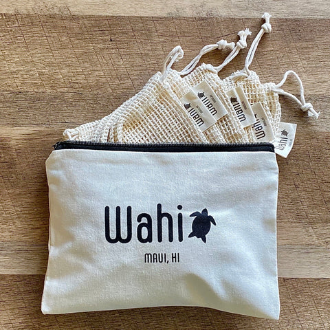 Wahi Produce Bags - 6pc Set