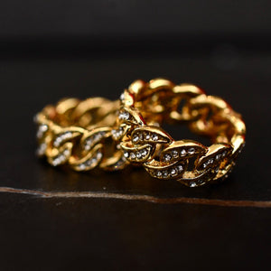 Chain Ring (Gold)