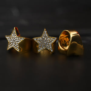 Star Ring (Gold)