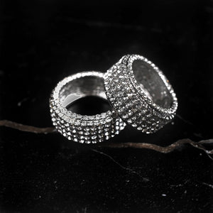 Single Ice Ring (Silver)