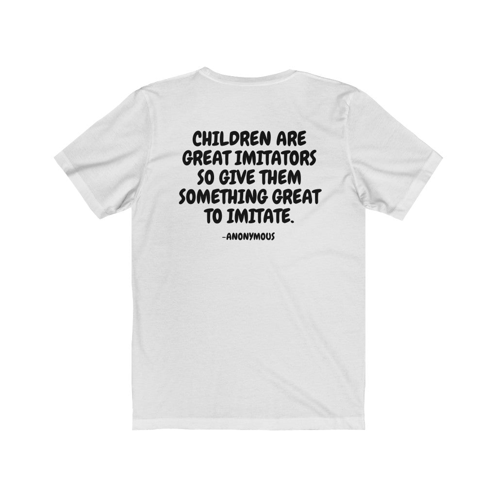"""Imitators"" T-shirt"