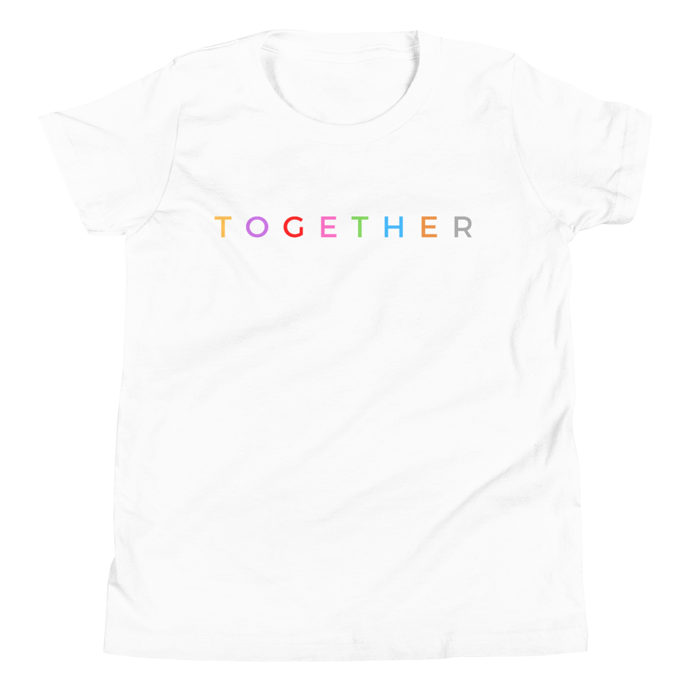 """TOGETHER"" T-Shirt (Youth)"