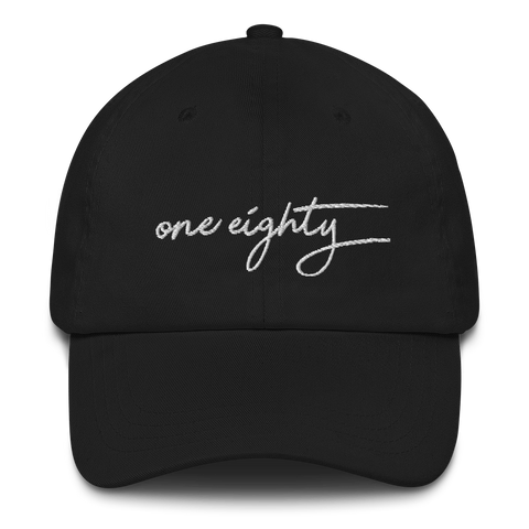 One Eighty Dad Hat