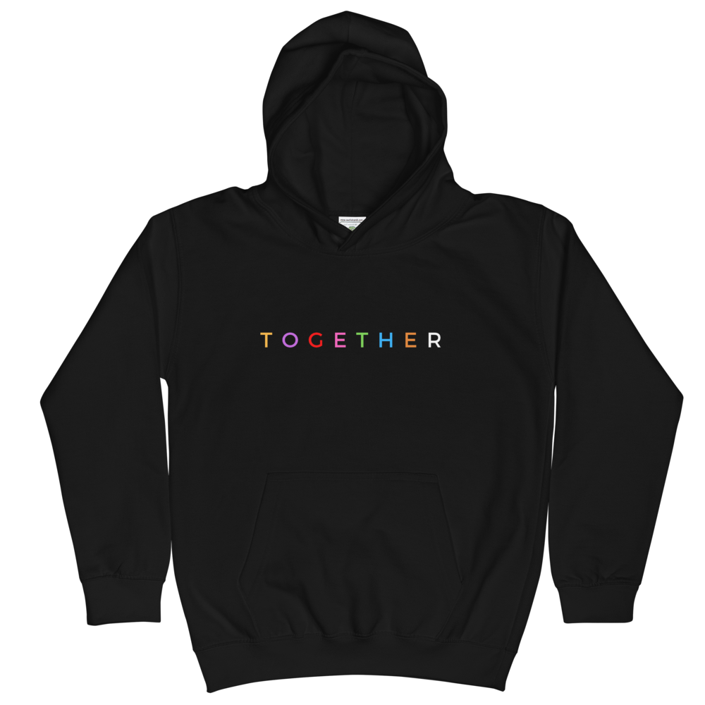 """TOGETHER"" (Kids Hoodie)"