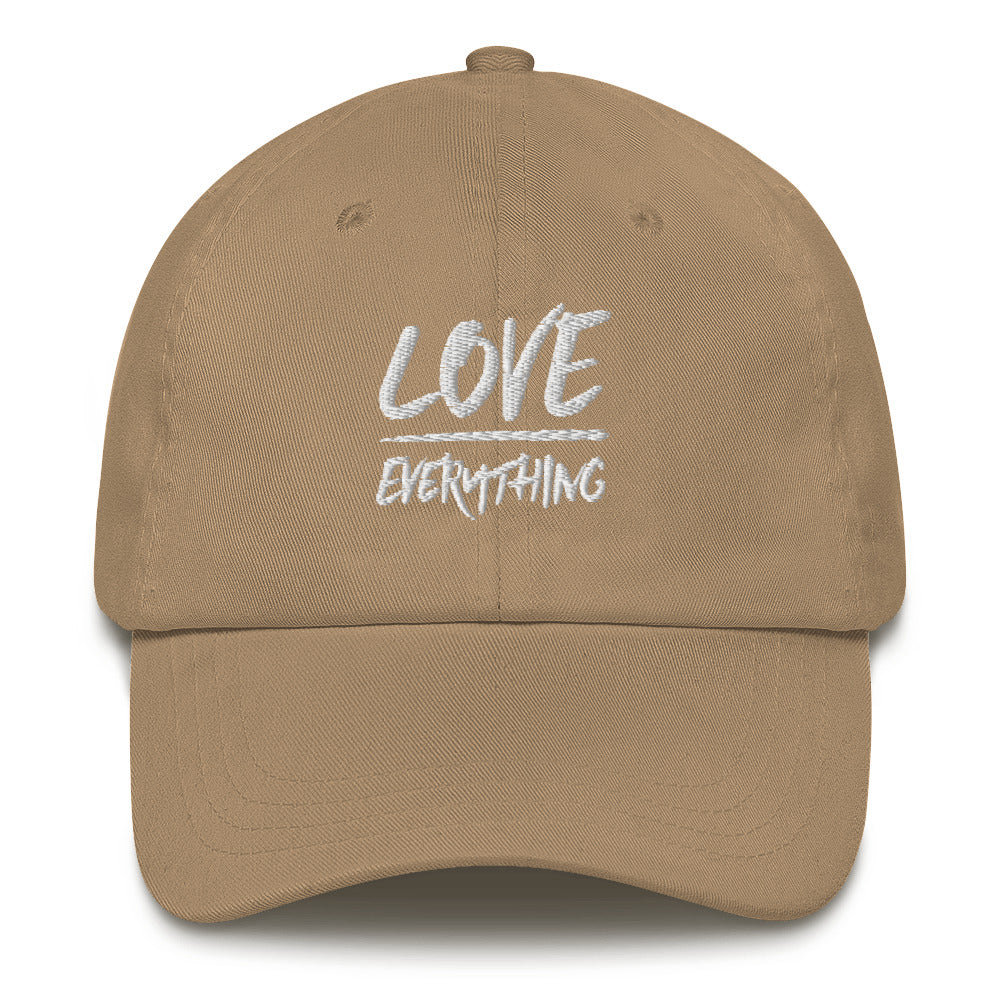 Love Over Everything Dad hat