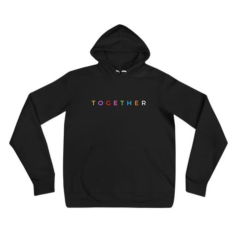 """TOGETHER"" hoodie (Unisex)"