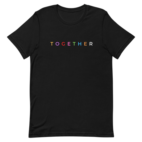 """TOGETHER"" T-Shirt (Unisex)"