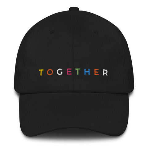TOGETHER Dad Hat