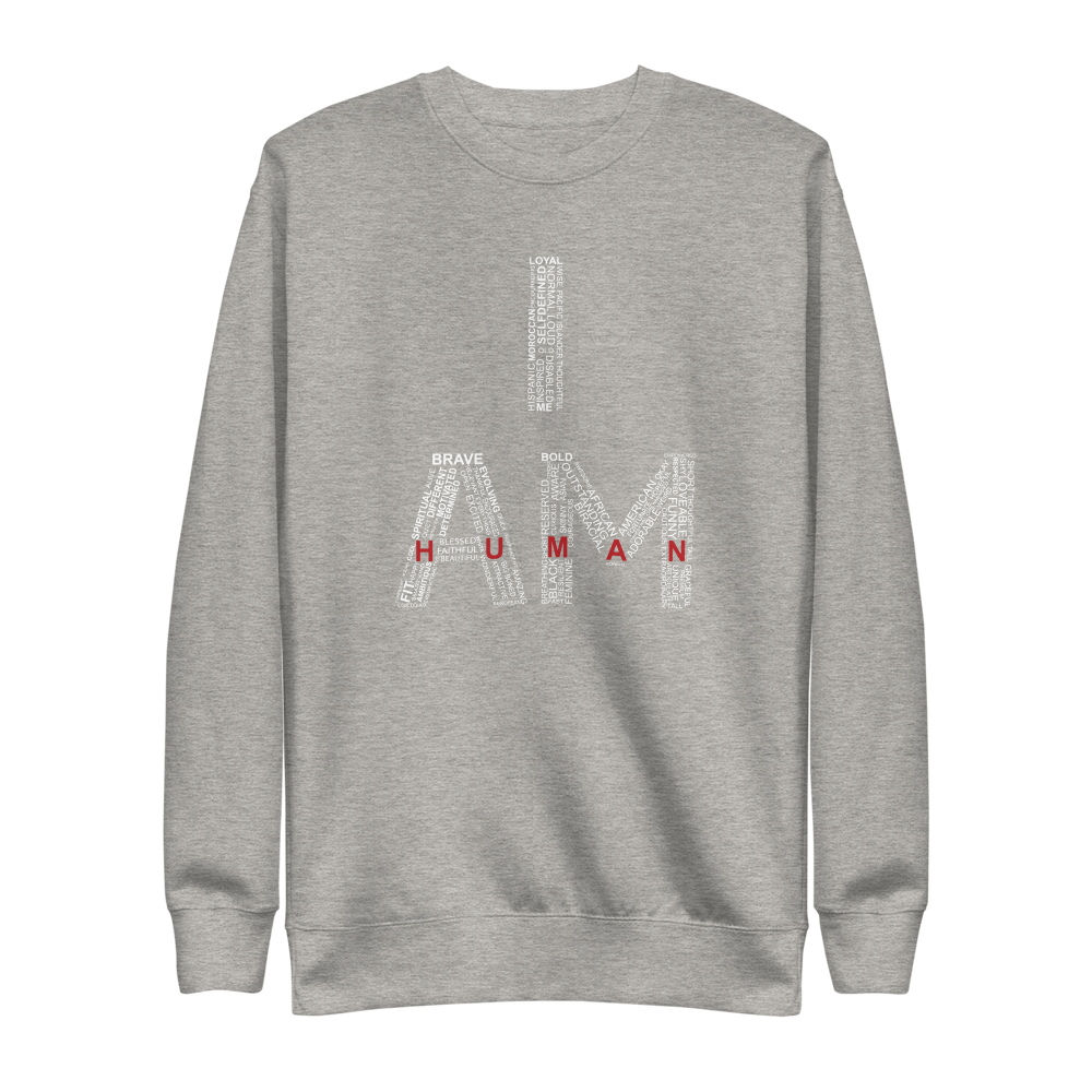 I Am Unisex Fleece Pullover