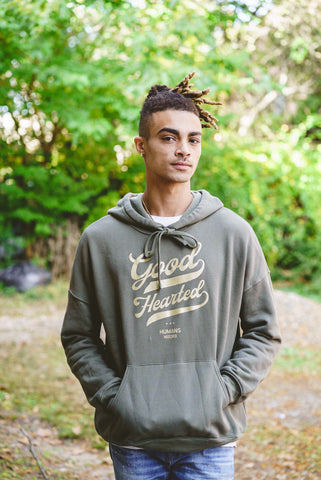 Good Hearted Unisex Hoodie