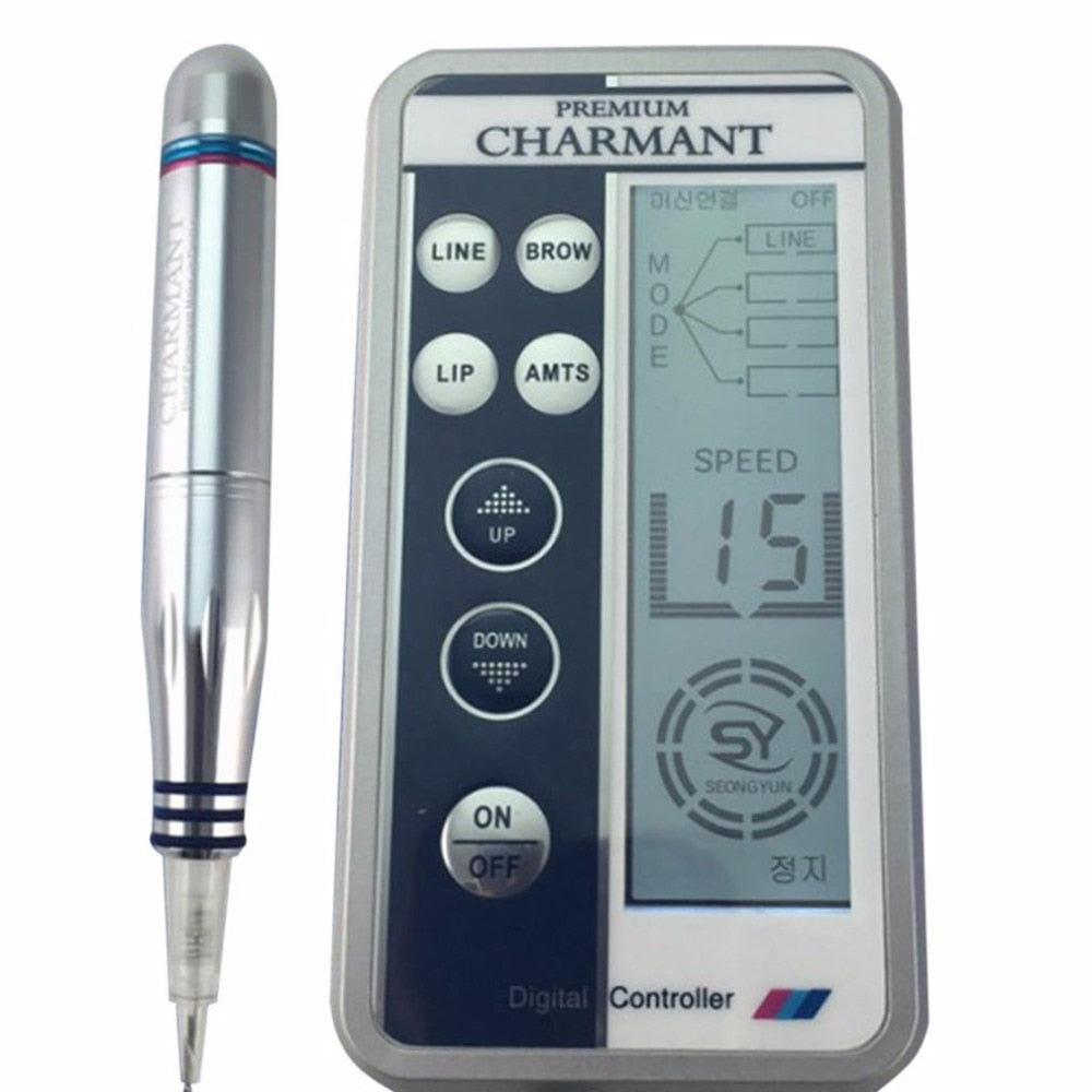 Charmant Professional Eyebrow Tattoo Machine Pen