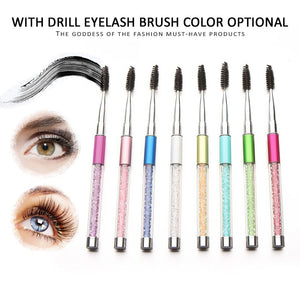 1 PCs  High Quality Eyelash Reuse Mascara Wands