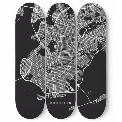 City Maps Brooklyn (USA)