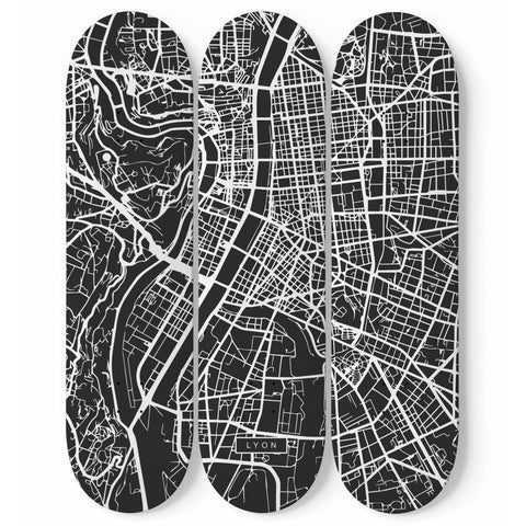 City Maps Lyon (FRA)